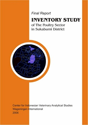 Inventory Study of Poultry Sector in Sukabumi District 2006