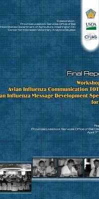 Workshop for AI Communication TOT and AI Messege Development Specific for Bali 2008