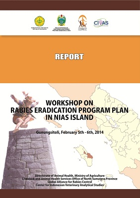 Workshop on Rabies Eradication Program Plan in Nias Island 2014