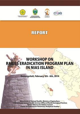 Workshop on Rabies Eradication Program Plan in Nias Island 2014