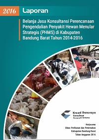 Laporan PHMS Bandung Barat 2014-2016