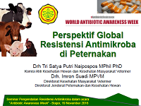 Seminar Antibiotic Awareness Week 19 November 2016