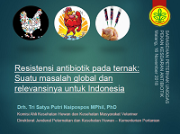 World Antibiotic Awareness Week - Malang, 16 November 2018