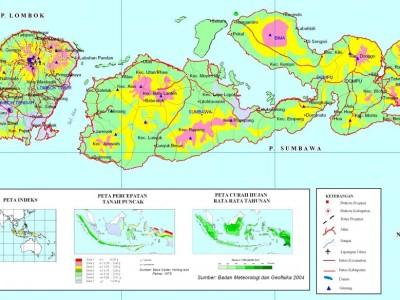 Peta NTB-2017-BPBD Prov NTB